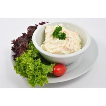 Zelný salát s řeckým jogurtem 1000g