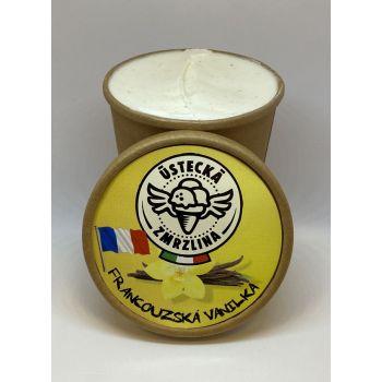 Francouzská vanilka 465ml